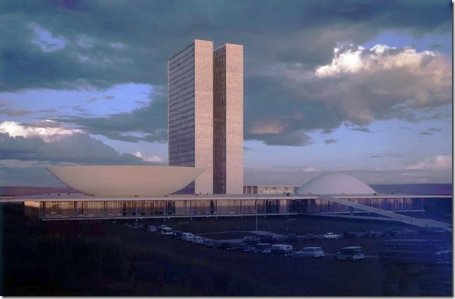 Brasilia, Brazil, by Dmitri Kessel 1961