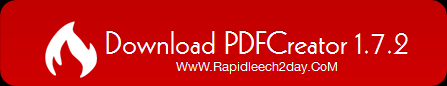 Download PDFCreator 1.7.2 - latest version Offline Installer