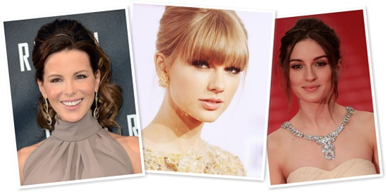 Ver celebrities maquillaje nude