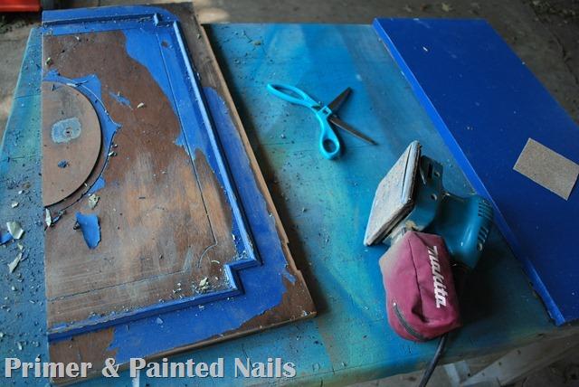 Blue Paint Problem