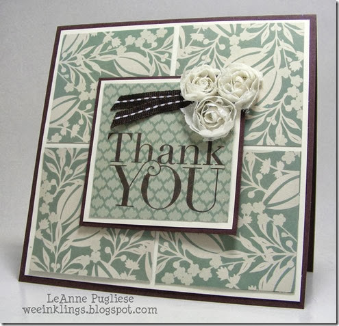 LeAnne Pugliese WeeInklings FMS 105 Another Thank You