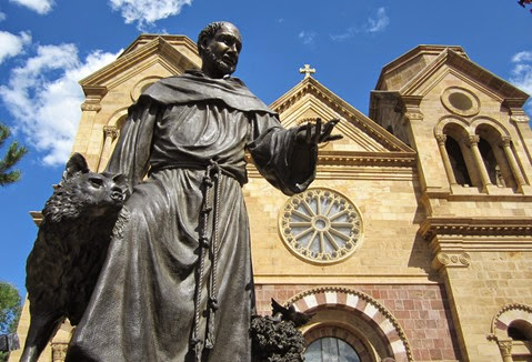 The Cathedral Basilica of St Francis of Assisi Santa Fe NM (18)