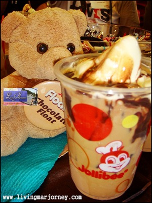 Jollibee Coffee Float
