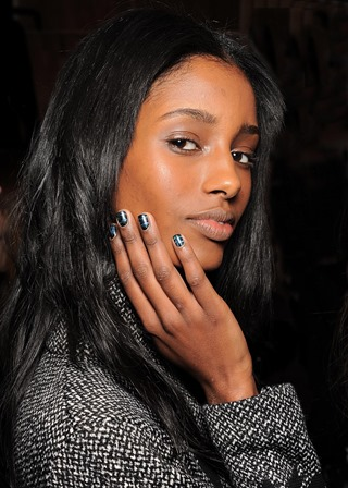 butter LONDON for ICB x Prabal Gurung #NYFW