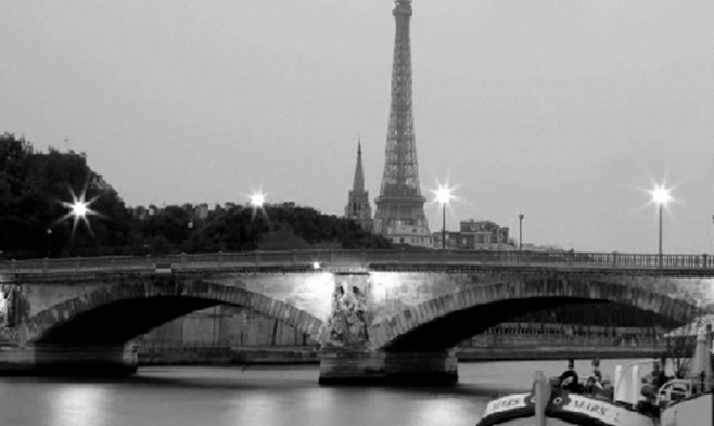 Black & White Paris