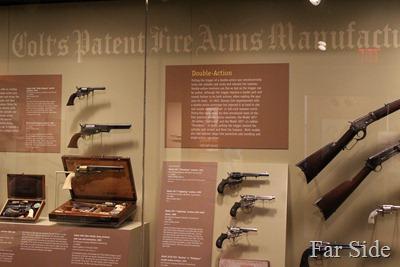 Colt exhibit