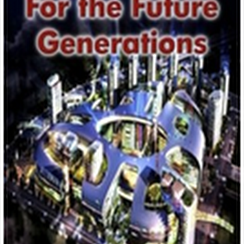 Orangeberry Book of the Day - For the Future Generations (For a Generation) by Anastasia Faith (Excerpt)