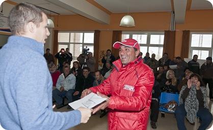 Juan Pablo de Jesús encabezó acto de entrega de permisos provinciales a pescadores locales