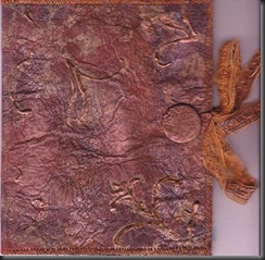 silk paper cover