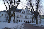 Архиерейский дом выстроен при Петре I.JPG