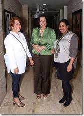 Diorka Fernández, Minou Tavárez, Anabelle Liz