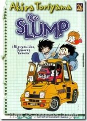 P00026 - Dr. Slump #26
