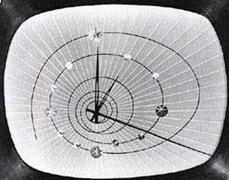 1959 ORTF pendule