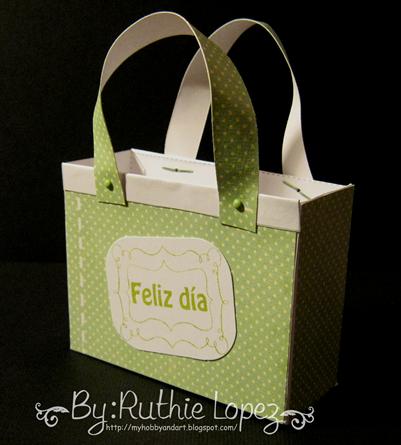 bolsa de papel - handmade purse - Latinas en america - Mosipis - 2