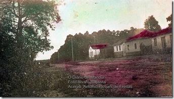 Rua Mato Grosso.