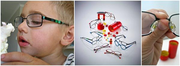 Noah LEGO glasses 2
