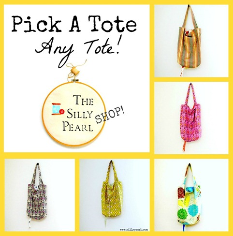 Pick a Tote Any Tote