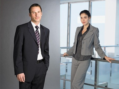 Business suits & blazers and formal trousers
