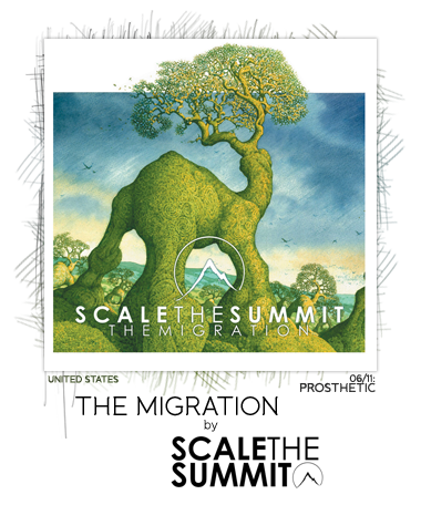 The Migration by Scale the Summit