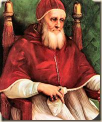 Raphael, Jules II