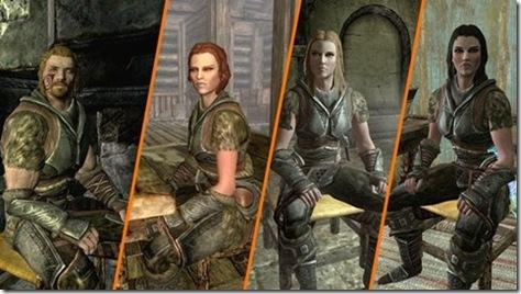 skyrim companions 17 housecarls 01
