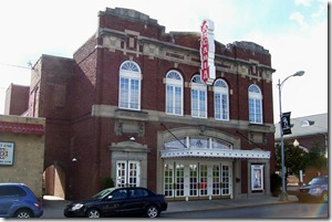 Arcadia Theatre on Graham Street, Windber, PA (Click any Photo to enlarge)