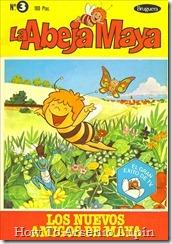 P00003 - La abeja Maya #3