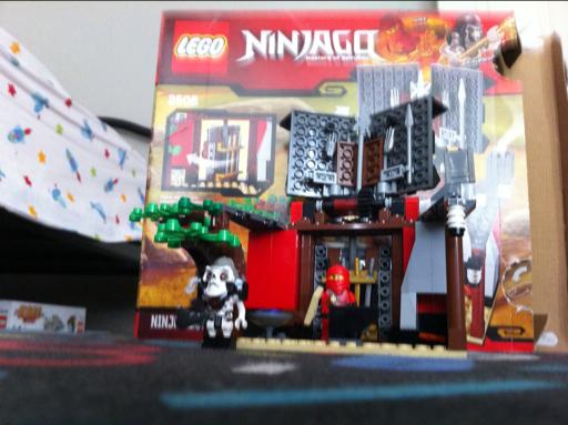 ninjago lego home