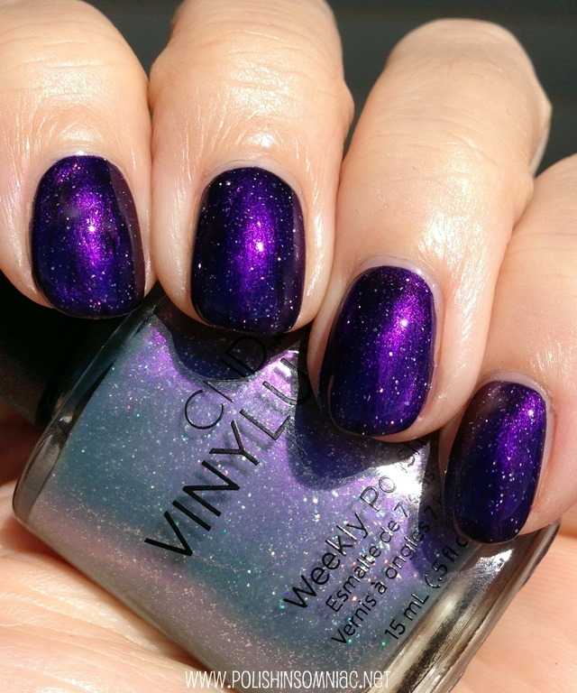 CND Dazzling Dance (over black)