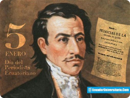 periodista ecuatoriano