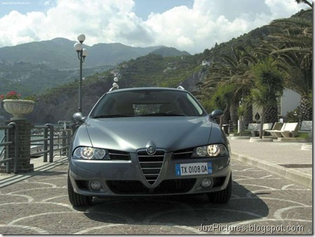 Alfa Romeo 156 Sportwagon 2.0 JTD8