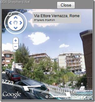 GoogleStreetViewV3