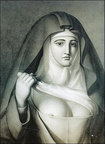 Jean Jacques Lequeu, Nonne  1793