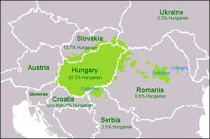 minoritatea maghiara