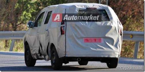 Dacia MPV Popster Spionage 08