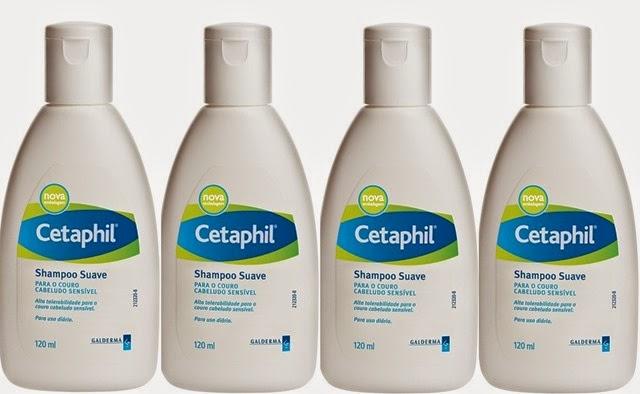 Cetaphil Shampoo Suave Galderma