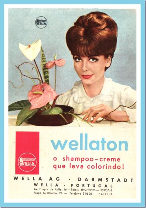 wellaton shampoo wella