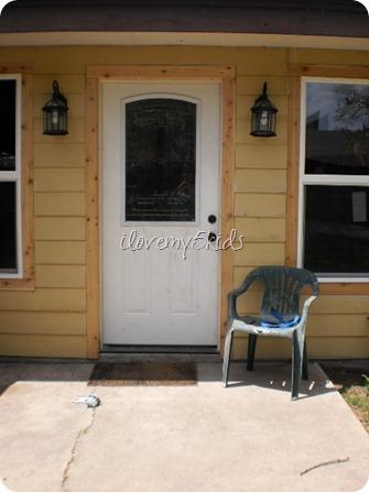 Pretty Exterior Door