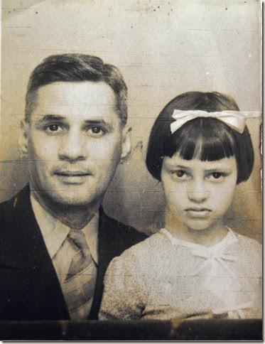 Gerald William and Rosemary 1941
