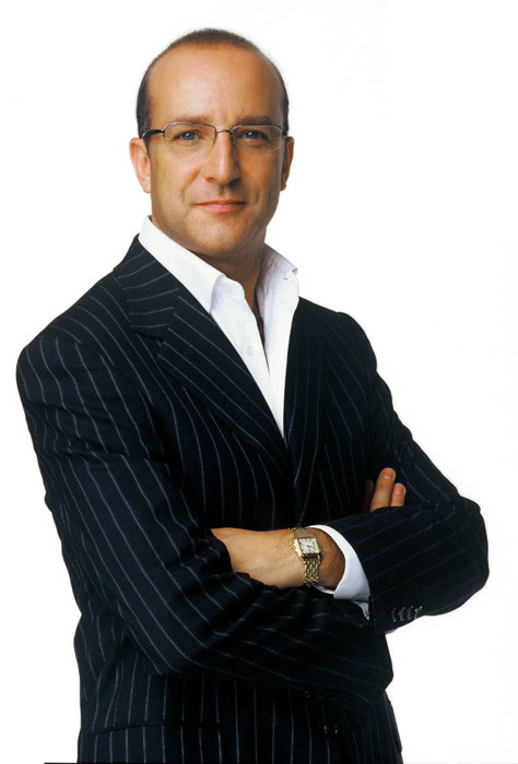 Paul Mckenna Portrait, Paul Mckenna