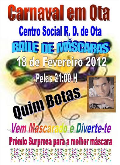 Carnaval em Ota - 18.02.12
