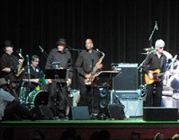 Foster Campbell and Friends - Opening for Elvin Bishop & B.B. King