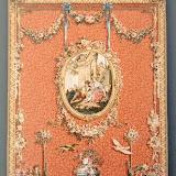 Gobelin 9022, Serenade rouge, 150x110cm