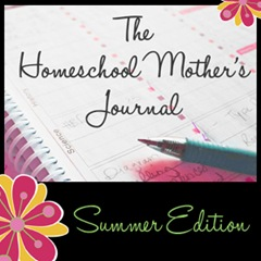 Summer-Edition Homeschool Mother's Journal