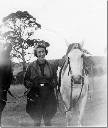 Kathleen Drummond Forglen 1944