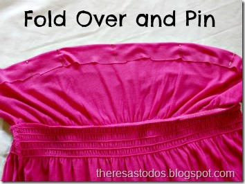 Fold Over and Pin