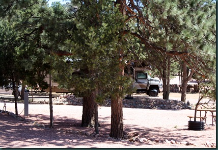 To Colorado, RV park and tow truck 029