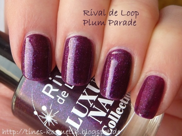 Rival de Loop Plum Parade 1