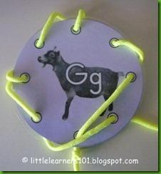 g lacing