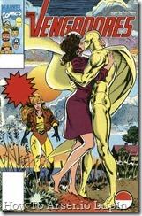 P00017 - Vengadores v1 #3